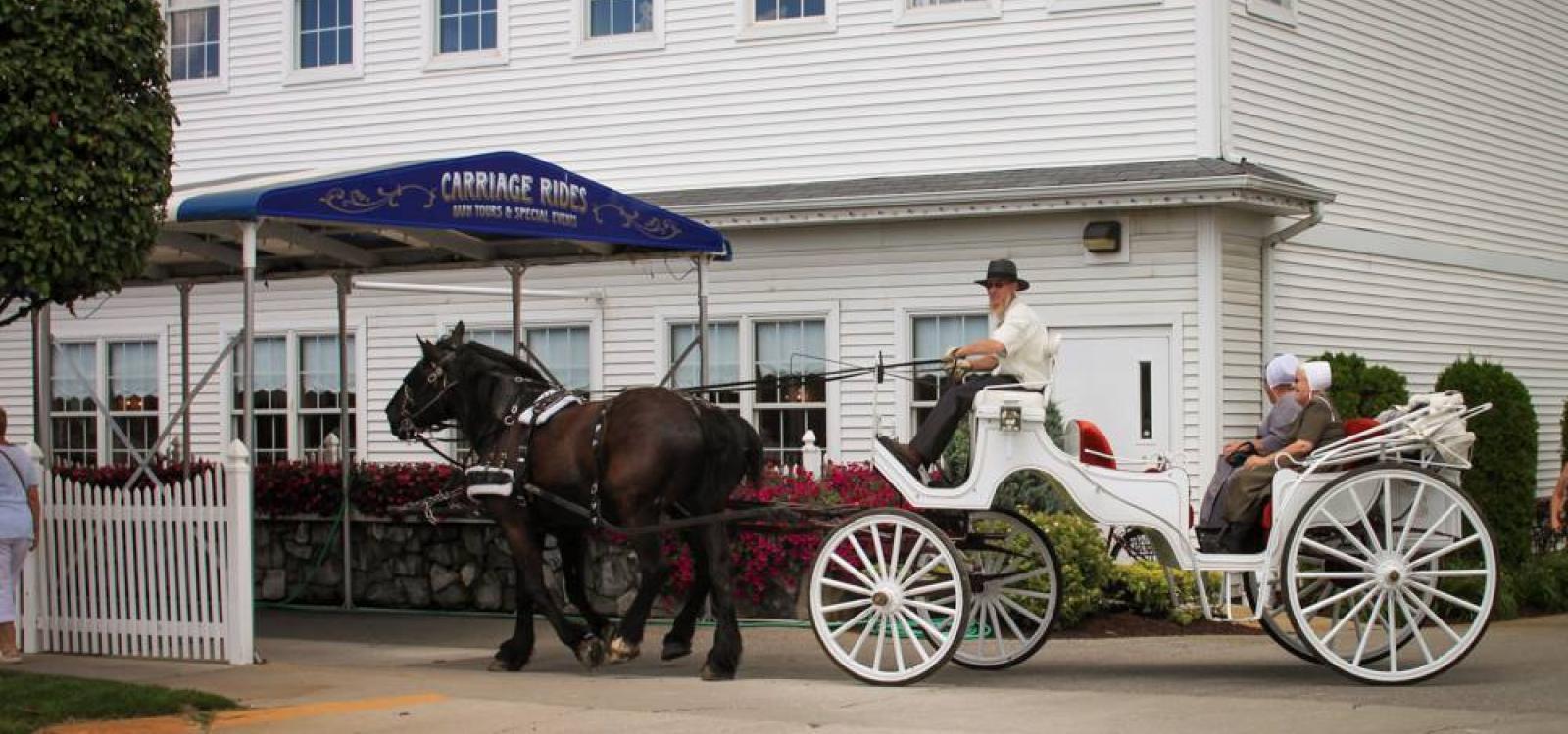 Bluegate Restaurant & Buggy Rides