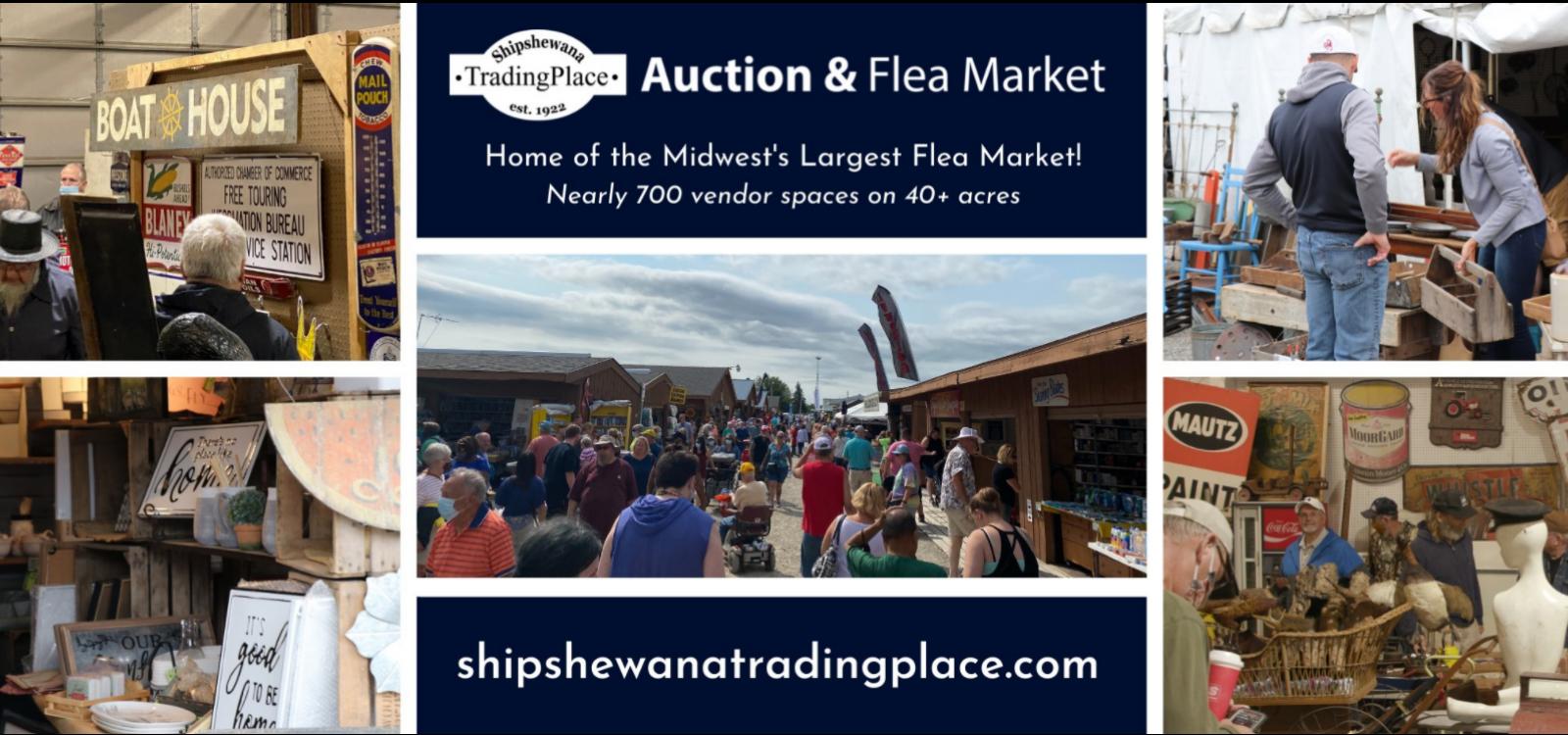 Flea Market & Auction